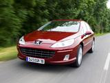 Images of Peugeot 407 Sedan 2008–10