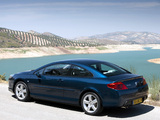 Peugeot 407 Coupe 2005–10 images