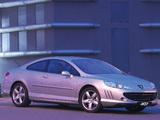 Peugeot 407 Coupé ZA-spec 2006–09 photos