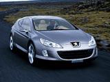 Pictures of Peugeot 407 Elixir Concept 2003