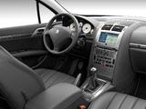 Pictures of Peugeot 407 Sedan 2004–08