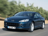 Pictures of Peugeot 407 Coupe 2005–10
