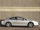 Pictures of Peugeot 407 Coupé ZA-spec 2006–09