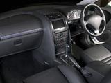 Pictures of Peugeot 407 Coupé ZA-spec 2006–09