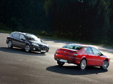 Pictures of Peugeot 407 Sedan & SW 2008-10