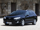 Pictures of Peugeot 407 SW 2008–10