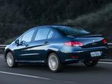 Peugeot 408 BR-spec 2011 pictures