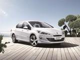 Peugeot 408 CN-spec 2012 pictures