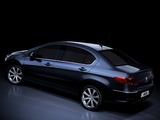 Peugeot 408 RU-spec 2012 pictures