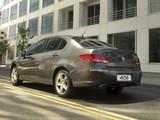 Photos of Peugeot 408 BR-spec 2011