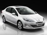 Photos of Peugeot 408 CN-spec 2012