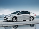 Pictures of Peugeot 408 CN-spec 2010