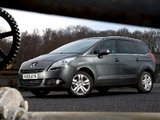 Images of Peugeot 5008 UK-spec 2009–13