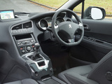 Images of Peugeot 5008 UK-spec 2013