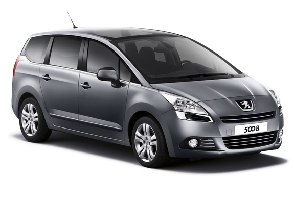 peugeot 5008 family 2011 images