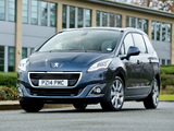 Peugeot 5008 UK-spec 2013 wallpapers