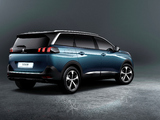 Peugeot 5008 2016 pictures