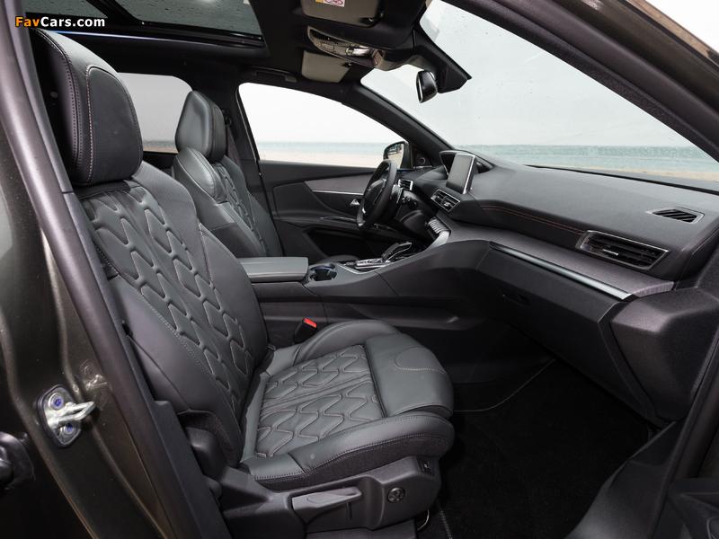 Peugeot 5008 GT 2017 pictures (800 x 600)