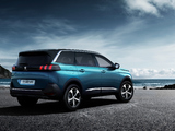 Photos of Peugeot 5008 2016