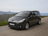 Pictures of Peugeot 5008 2009