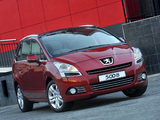 Pictures of Peugeot 5008 ZA-spec 2011