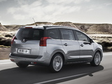 Pictures of Peugeot 5008 2013
