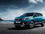 Pictures of Peugeot 5008 2016