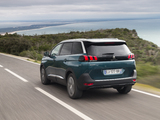 Pictures of Peugeot 5008 2017