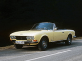 Images of Peugeot 504 Cabriolet 1974–79