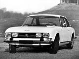 Peugeot 504 Coupé 1969–74 photos