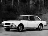 Peugeot 504 Coupé 1969–74 pictures
