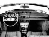 Peugeot 504 Cabriolet 1974–84 photos