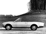 Peugeot 504 Cabriolet 1974–84 wallpapers