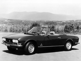 Photos of Peugeot 504 Cabriolet 1974–79