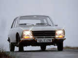 Photos of Peugeot 504 1977–79