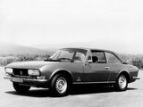 Pictures of Peugeot 504 Coupe 1974–84