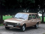 Pictures of Peugeot 505 Break 1982–93