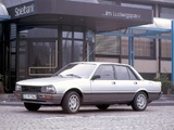 Pictures of Peugeot 505 Turbo Injection 1983–86