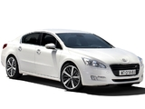 Images of Peugeot 508 GT 2010