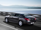 Images of Peugeot 508 GT CN-spec 2011