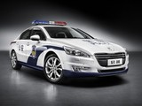 Images of Peugeot 508 GT Police 2011