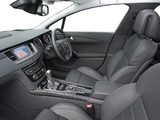 Images of Peugeot 508 ZA-spec 2011
