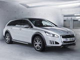 Images of Peugeot 508 RXH 2012