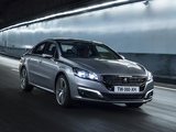 Images of Peugeot 508 GT 2014