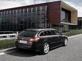 Peugeot 508 SW 2010 images