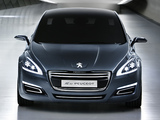 5 by Peugeot Concept 2010 wallpapers