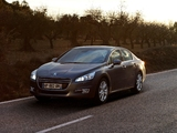 Peugeot 508 GT 2010 wallpapers