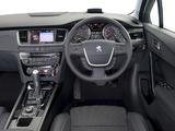 Peugeot 508 ZA-spec 2011 images