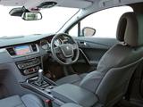 Peugeot 508 GT UK-spec 2011 images