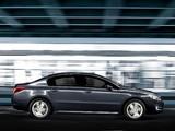 Peugeot 508 GT CN-spec 2011 pictures